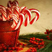 Christmas / Holiday: Candy Cane